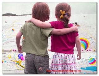Citation d'amitié pour une amie