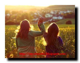 Poème d'amitié forte court