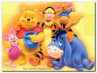 Citation amitié winnie the pooh