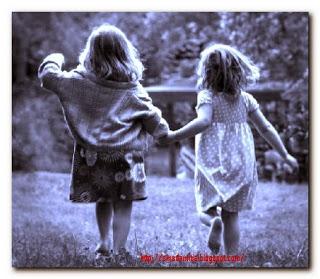 Poème d'amitié une amie