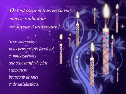 Poème Pour Ami Anniversaire Texte Damitié Sms Message