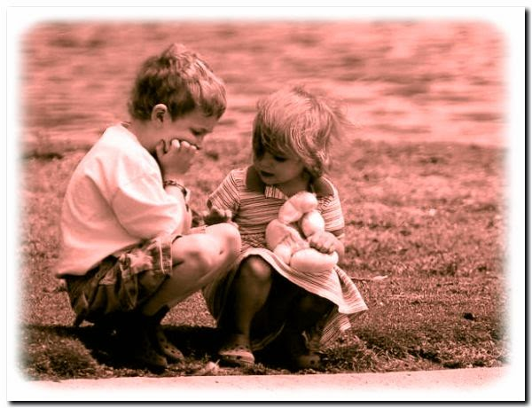 Beau poème sur l'amitié amoureuse